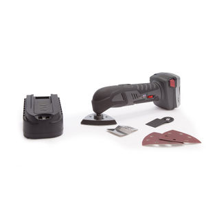 Sealey CPMT18V Cordless Lithium-ion Oscillating Multi-tool 18V with Accessories (1 Battery)