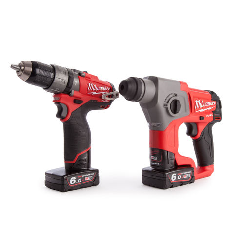 Milwaukee M12CPP2B-602X 12V M12 Fuel Thunderbolt Kit