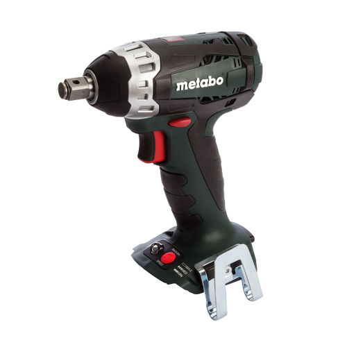 Metabo SSW18LTX200 18V Cordless li-ion Impact Wrench (Body Only) with Metaloc Box