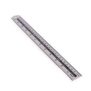 """BlueSpot 33932 Aluminium Ruler 300mm (12"""")"""