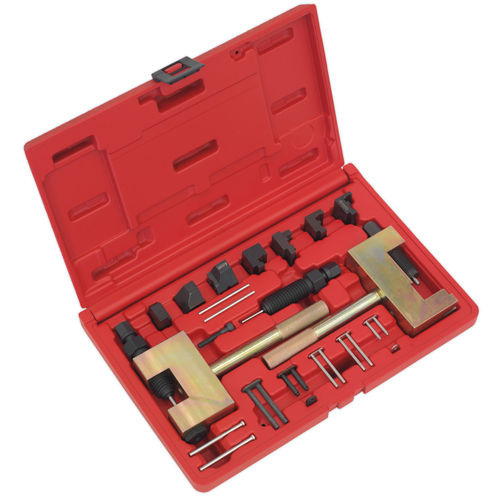 Sealey VSE4802 Timing Chain Tool Kit - Mercedes - Petrol/Diesel