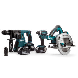 Toolstop Cordless Power Tool Packages, Package Deals and Kits