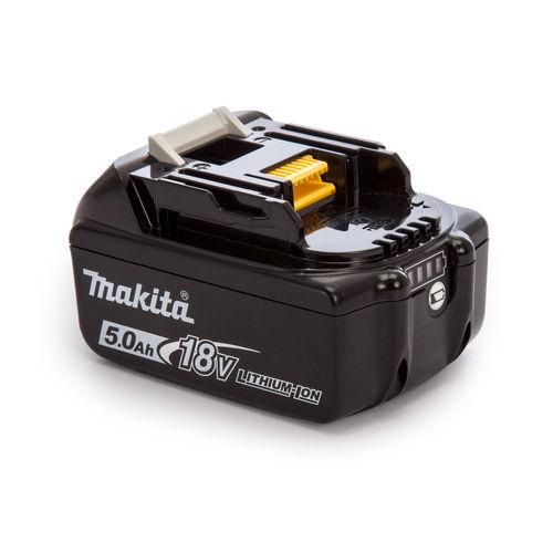 Makita BL1850B (197282-4) 18 Volt 5.0Ah Lithium-Ion Battery