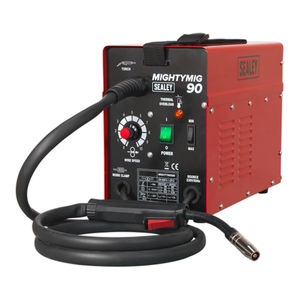 Sealey MIGHTYMIG90 Professional No-Gas Mig Welder 90A 240V