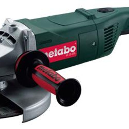 Metabo W23-230 240V - 2,300W 230mm (9inch) Angle Grinder - with rotating back handle