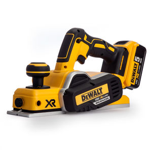 Dewalt DCP580P2 Planer Cordless Brushless 18V li-ion 82mm (2 x 5.0Ah Batteries)