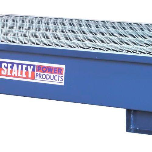 Sealey DRP10 Barrel Bund 1340 X 800 X 335mm