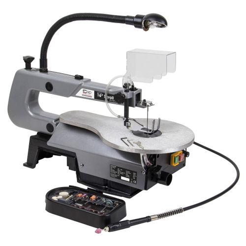 "SIP 01947 16"" Variable Speed Scroll Saw"