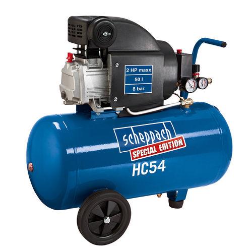 Scheppach HC54 Compressor 50 Litre x 2.0 HP 240V