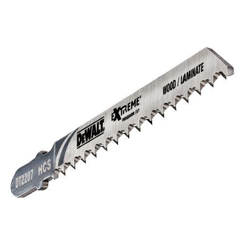 Dewalt DT2207 T101BR Wood Cutting Jigsaw Blades (Pack Of 5)