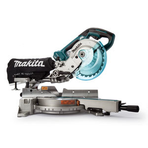 Makita DLS714Z Slide Compound Mitre Saw Twin 18V Cordless LTX 190mm (Body Only)