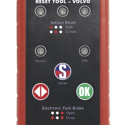 Sealey VS8625 Service Light & Epb Reset Tool - Volvo