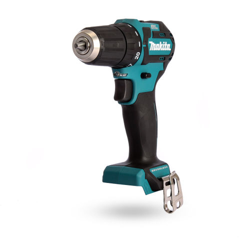 Makita DF332Z Brushless Drill Driver 10.8V Cordless CXT in Makpac Connector Case Type 1 (Body Only)