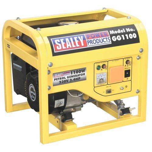 Sealey GG1100 Generator 1100w 240v 2.4hp