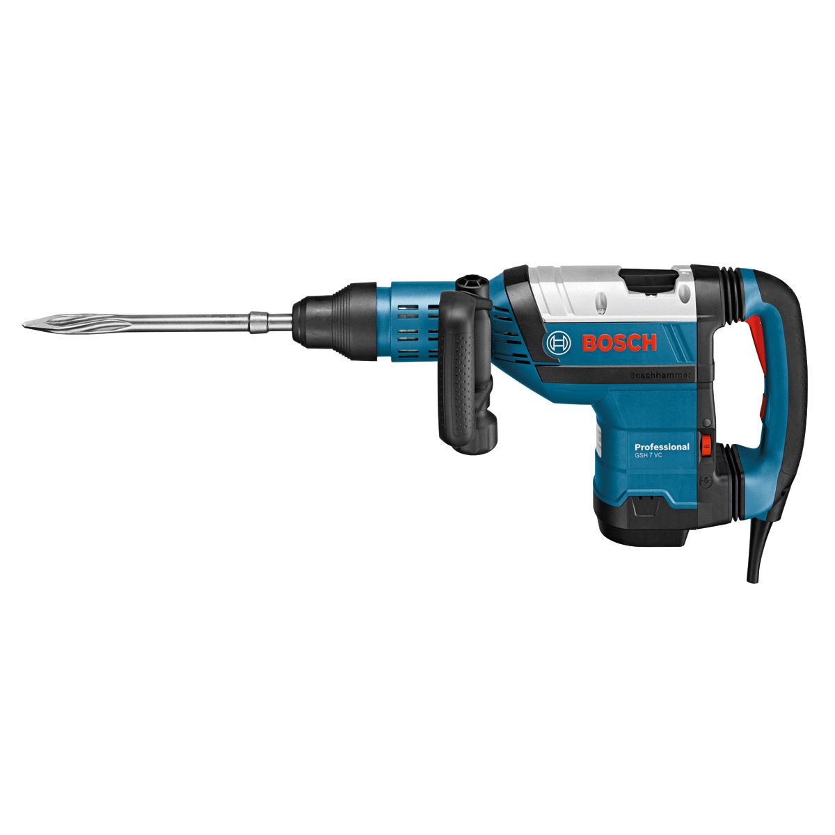 toolstop bosch gsh7vc professional sds max demolition hammer drill 110v. Black Bedroom Furniture Sets. Home Design Ideas