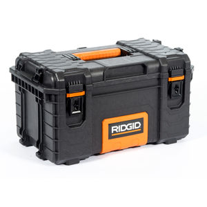 Ridgid 54343 Toolbox Pro Medium 22 Inch - 36 Litre Capacity