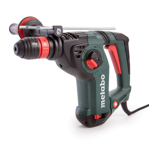 Metabo KHE3251 Combination SDS+ Hammer 3 Function with Quick Change Chuck 800W 110V
