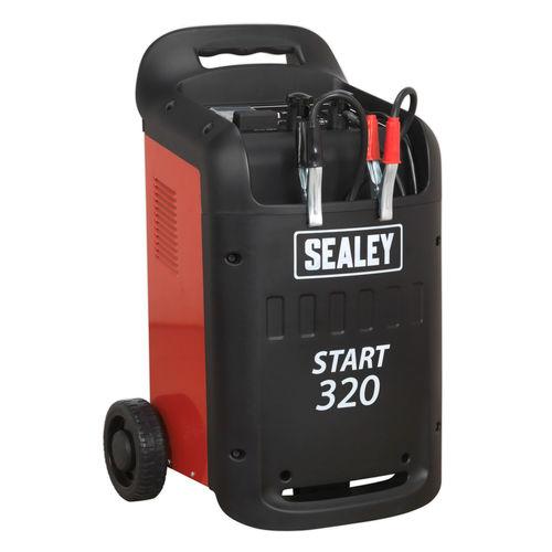 Sealey START320 Starter/Charger 320/45Amp 12/24V 240V