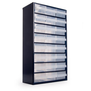 Raaco 137409 Steel Storage Cabinet 24 Drawers (1224-02)