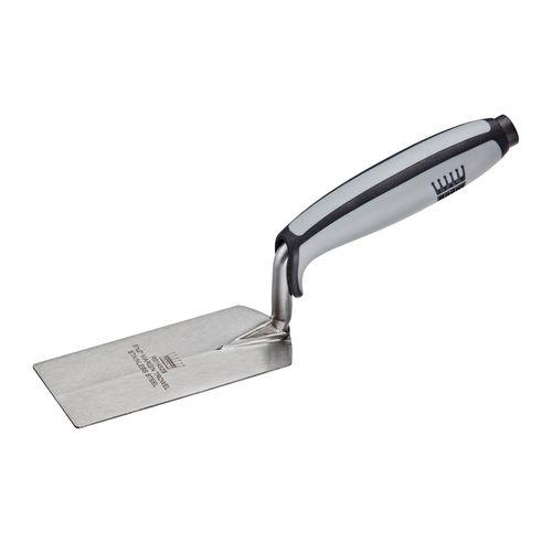 Ragni R61452S Stainless Steel Margin Trowel (5 x 2)