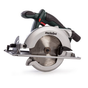 Metabo KSA18LTX 18V Cordless li-ion Circular Saw (Body Only) with Metaloc Box