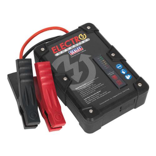 Sealey E/START1100 ElectroStart Batteryless Power Start 1100A 12V