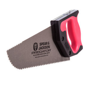 Spear & Jackson B98FLOOR Floorboard Saw Predator 11 Inch 8PPI