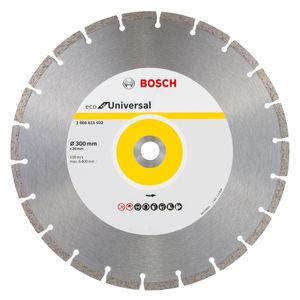 Bosch 2608615032 Eco Universal Diamond Cutting Disc 300mm x 20mm