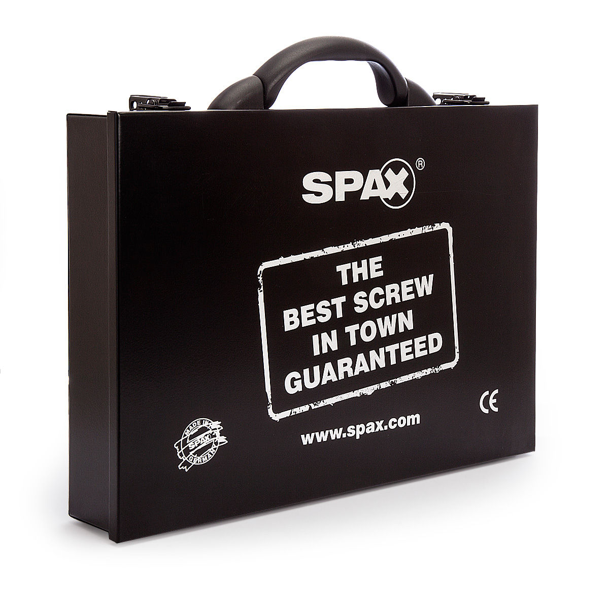 Spax Starter Trade Case of Screws with Bits - 600 Pieces