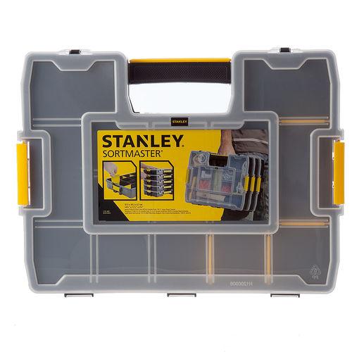 Stanley 1-97-483 Sort Master Junior Seal Tight Professional Organiser
