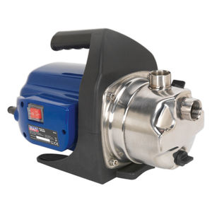 Sealey WPS062S Surface Mounting Water Pump Stainless Steel 62ltr/min 240V