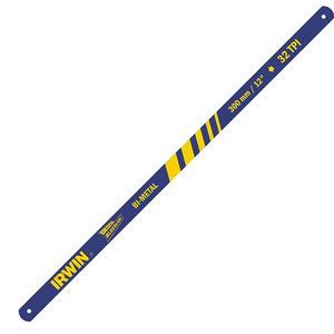 Irwin 10504524 Bi Metal Hacksaw Blade 300mm 12in x 24t (Pack of 2)