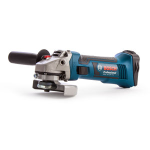 Bosch GWS18-125V-LI 18V li-ion Cordless Angle Grinder 125mm (Body Only) in L-Boxx