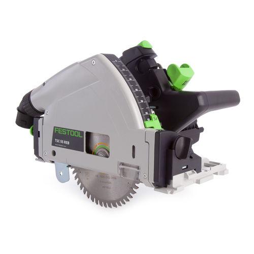 Festool 201395 18/36V Plunge-Cut Saw TSC 55 Li REB-Basic (Body Only)
