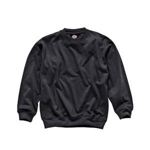 Dickies SH11125 Crew Neck Sweatshirt (Black)