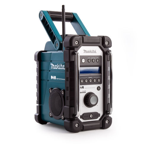 Makita DMR104 Job Site Radio Stereo with DAB and FM (Replaces BMR104)