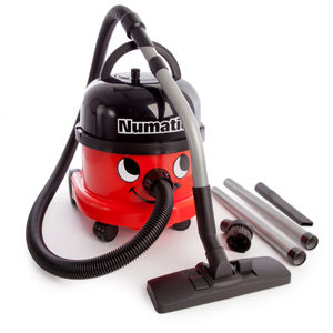 Numatic NRV200 9L Commercial Dry Vacuum Cleaner 620W
