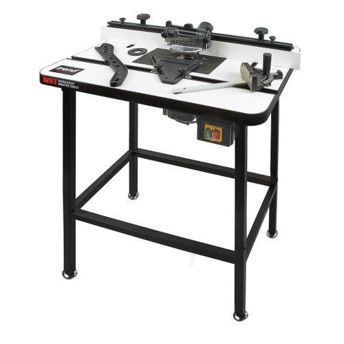 Trend WRT Floor Standing Workshop Router Table 240V