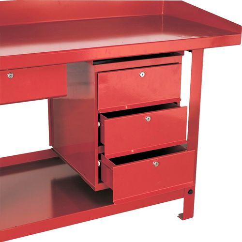 Sealey AP3 3 Drawer Unit For Ap10 & Ap30 Series Benches