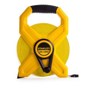 Stanley 2-34-794 Open Reel Fibreglass Tape 60m / 200ft