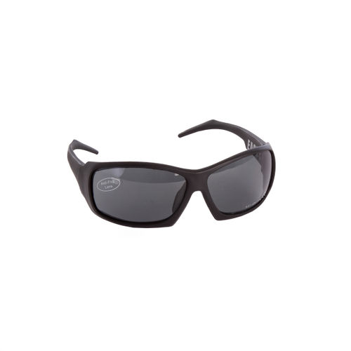 Scruffs T52170 Eagle Safety Glasses (Black)