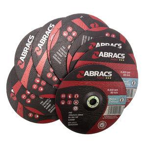 Abracs Proflex PF23030DM Metal Cutting Disc 230 x 3.0 x 22mm (10 Pack) with DPC Centre