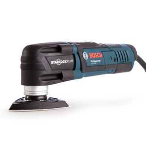 Bosch GOP 30-28 Professional Starlock Multi-Cutter 300W with 16 Accessories in L-Boxx