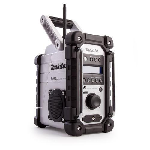 Makita DMR109W Job Site Radio DAB (White)