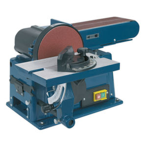 Sealey SM14 Belt/disc Sander Bench Mounting 915 X 100mm/∅150mm