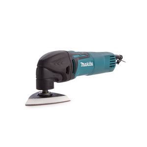 Makita TM3000CX3 320W Oscillating Multicutter with 61 Accessories