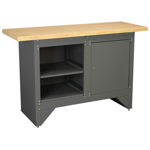 Sealey AP2010 Workbench With Cupboard Heavy-Duty
