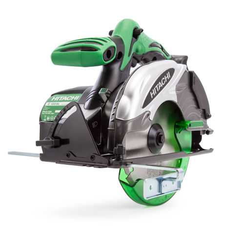 Hitachi C18DSL/W4 18V Cordless Circular Saw (Body Only)