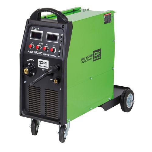 SIP 05769 Ideal HG2400 MIG/ARC Inverter Welder