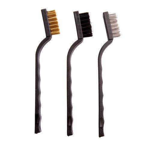 Abracs ABWBSMPACK7 Precision Brush Pack (3 Piece)
